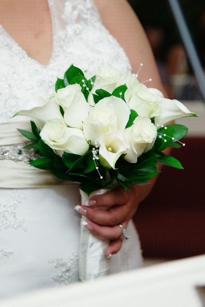 28 - wedding flower arrangement