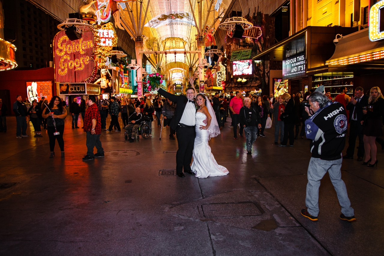Vegas wedding packages more popular