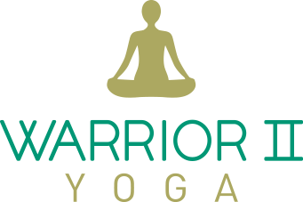 Warrior II Yoga Logo