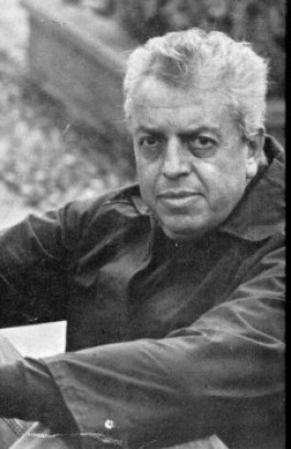 El escritor mexicano JorgeIbargüengoitia (1928-1983).