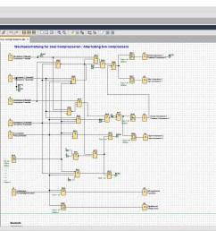 logo 8 sample program alternating compressors [ 1920 x 1030 Pixel ]