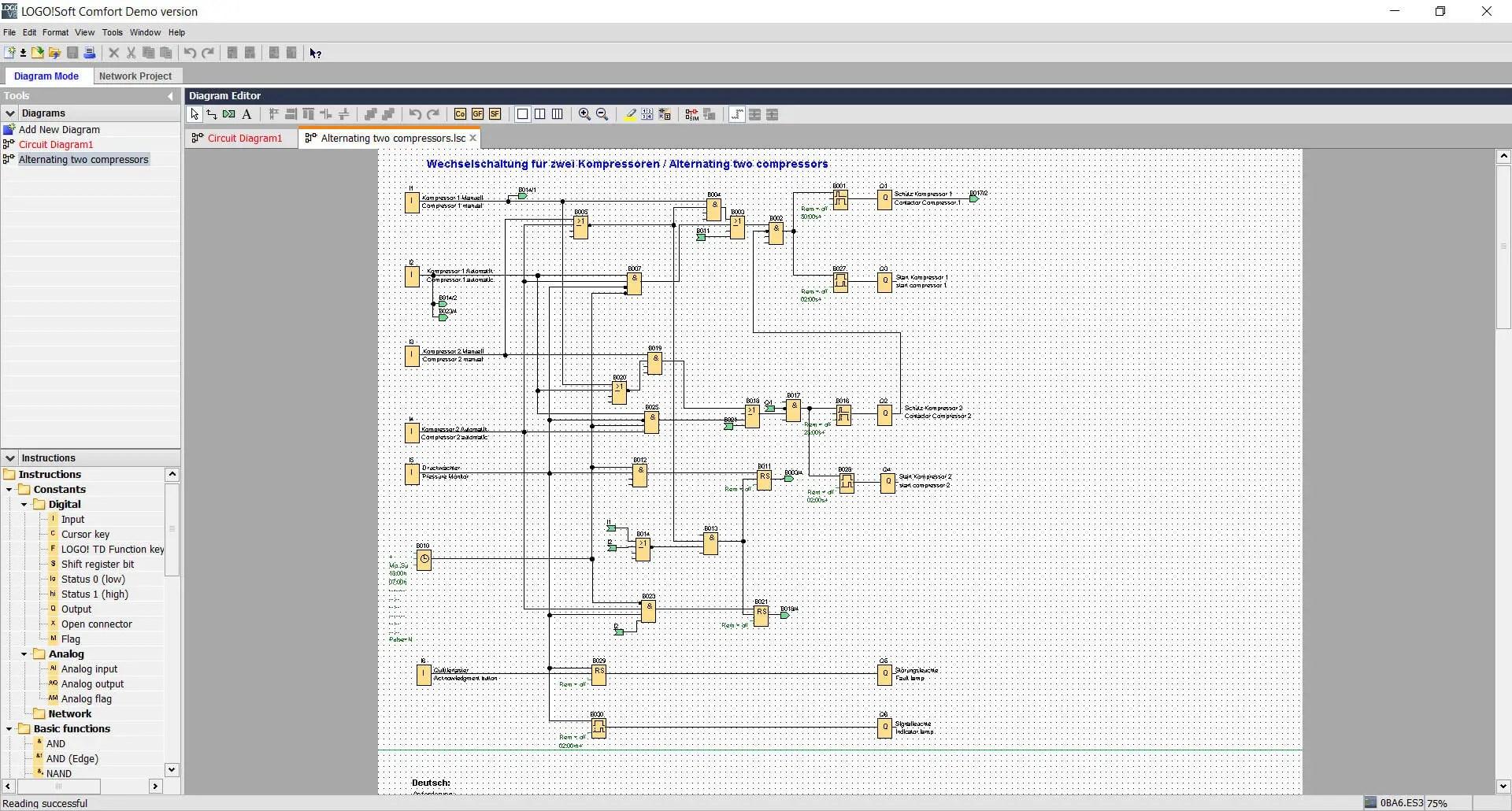 hight resolution of logo 8 sample program alternating compressors