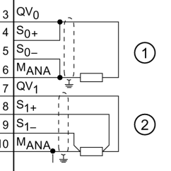 Wiring Diagram Plc Dodge Ram 2500 Ignition Switch 0 10v Manual E Books All About Analog Input And Output Programmingsiemens Voltage With Line Impedance Compensation