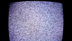 Radiación cósmica de microondas vista por la tele.