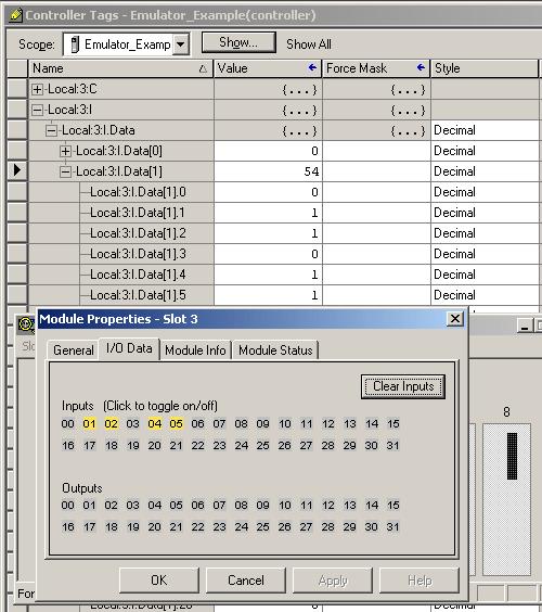 RSEmulator 15 Simulating