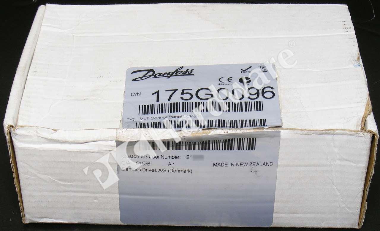 danfoss soft starter wiring diagram mk double light switch new 175g0096 mcd control panel lcp 501 for 500