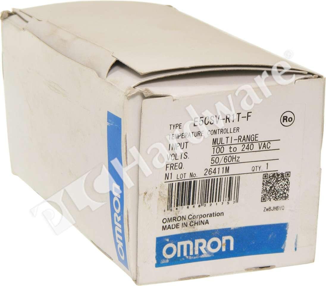 omron temperature controller wiring diagram lennox t90 thermostat new e5csv r1t f quantity