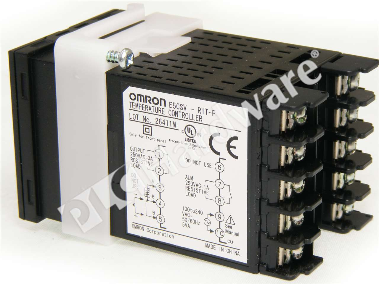 omron temperature controller wiring diagram 2017 ford ranger tail light new e5csv r1t f quantity