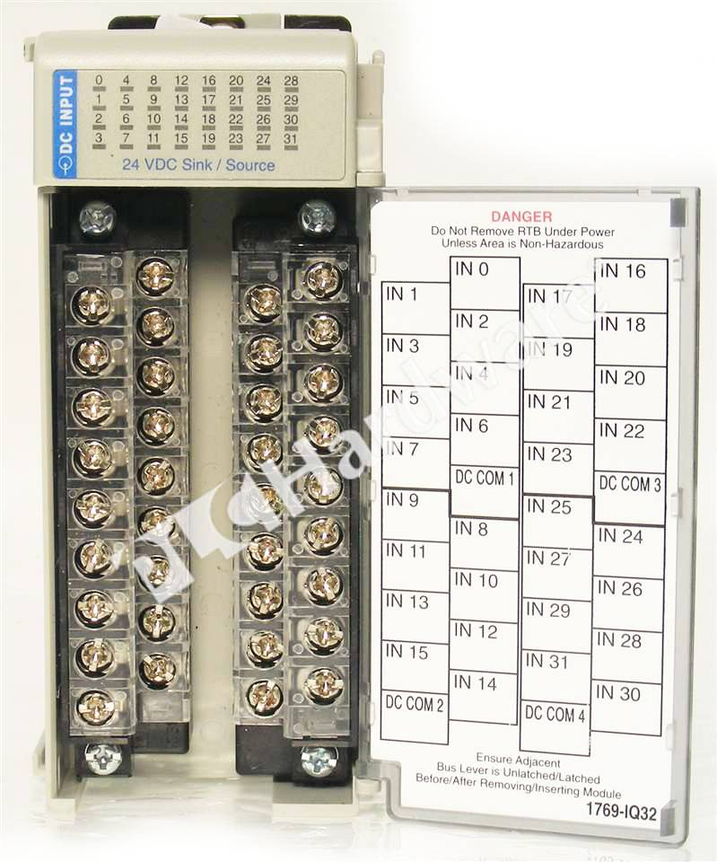 allen bradley plc wiring diagrams 3157 bulb socket diagram hardware - 1769-iq32 series a, used in a plch packaging