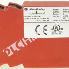 Allen Bradley Safety Contactor Wiring Diagram 93 Chevy 1500 Ecm 440r N23114 Relay Repair Scheme