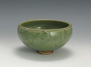 Ming Celadon Incense Burner