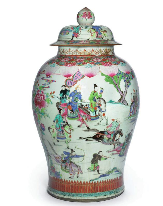 Chinese Famille Rose Porcelain History