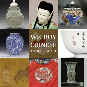 We buy chinese antique bronze