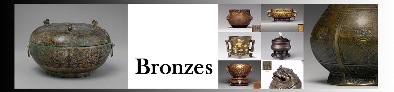 we buy Chinese bronzes