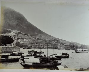 Hong Kong 1887