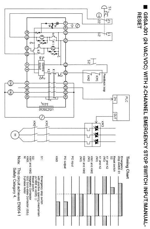 e stop wiring diagram