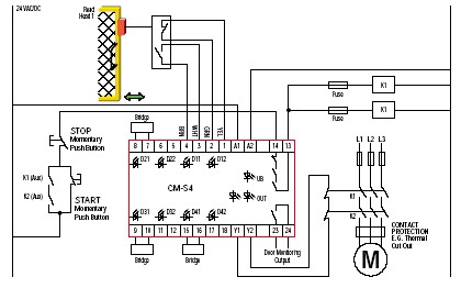 Low Voltage Light Switch Schematic Momentary Switch Latch