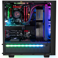 NZXT Hue+ RGB LED Lighting Kit - AC-HUEPS-M1 - PLE ...