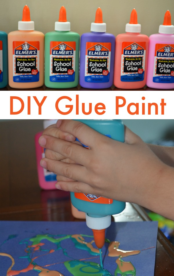 how to make your own glue