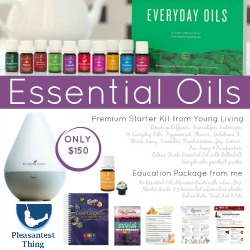 Essential Oils starter kit