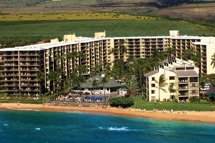 Guests can unwind with a drink at one of the aparthotel's bars, which include a poolside bar and a bar/lounge. Aston Kaanapali Shores