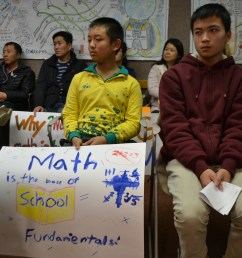 Residents voice concerns to school board about proposed math program  changes   News   PleasantonWeekly.com   [ 3072 x 4608 Pixel ]