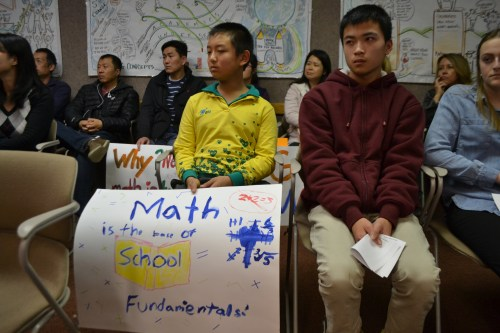 small resolution of Residents voice concerns to school board about proposed math program  changes   News   PleasantonWeekly.com
