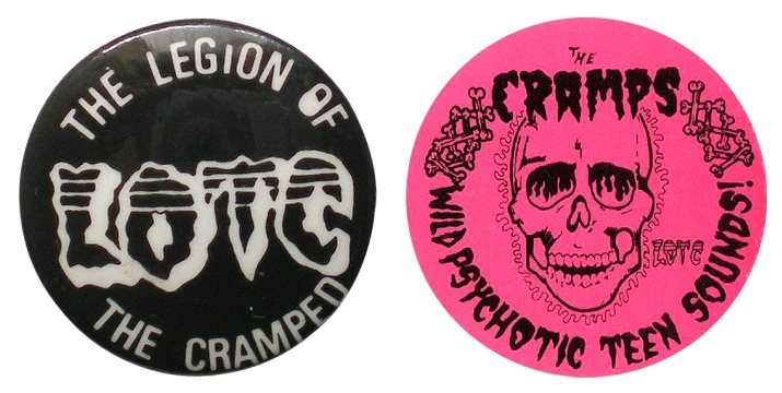 LOTC Cramps buttons