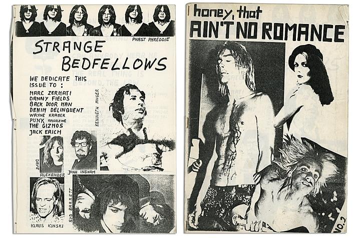 Stooges Fanzines