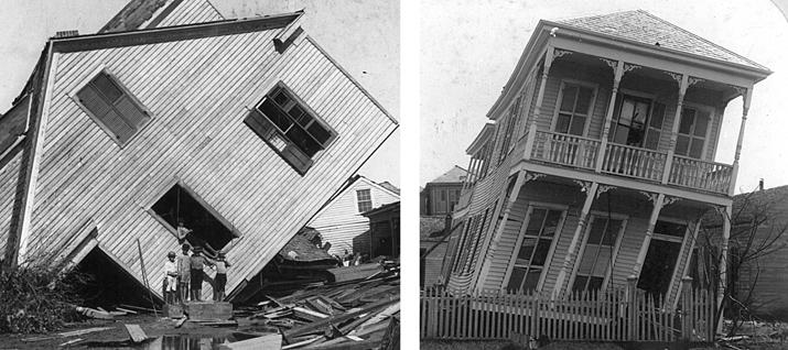 Galveston, Texas 1900