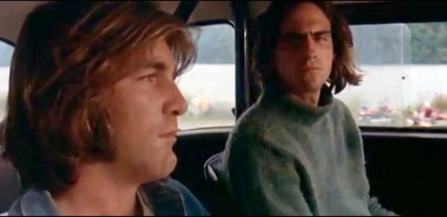 Two Lane Blacktop Trailer