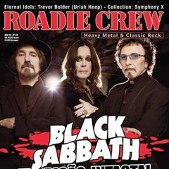 Roadie-Crew magazine