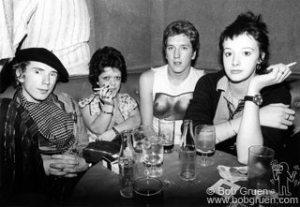 Sex Pistols & Rotten, Johnny & Jones, Steve