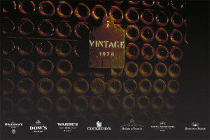Vintage Bottles 1970 with Logos