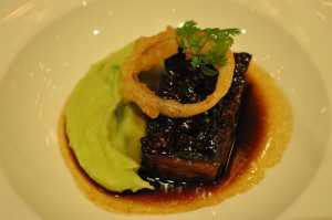 Deschutes Black Butte Porter braised short ribs