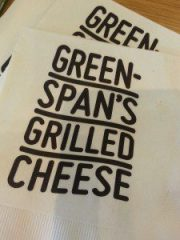 Greenspans Grilled Cheese