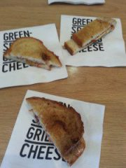 Greenspans Grilled Cheese Sandwiches