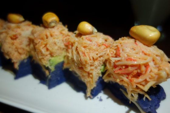 Spicy Crab Potato Sushi (2)