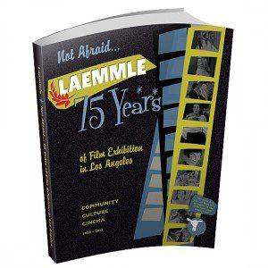 Laemmle 75th Book Cover