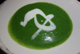 Spinach Veloute