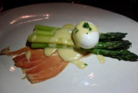 Warm Asparagus and Prosiutto Salad (1)