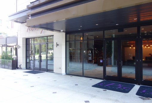 Tanzy and iPic Entrances