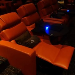2 Seat Theater Chairs Portable Dining Room A Meal And Movie In Style At Ipic Tanzy « Cocktails Please The Palate ...