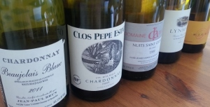 So many chardonnays