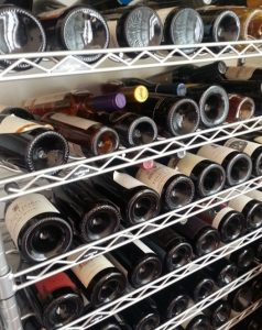 So many wines to choose from