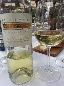 St. Supery Dollarhide Sauvignon Blanc 2012