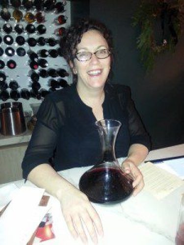Wine Director Mary Thompson