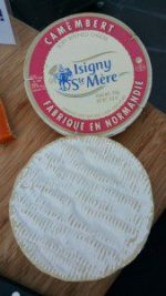 Isigny Ste Mere Camembert