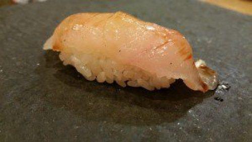 Nodokuro (Black Throat Perch)