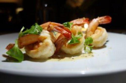 Pommery Shrimp